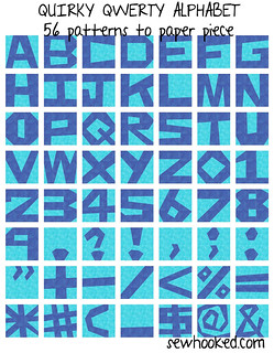 Quirky Qwerty Alphabet!