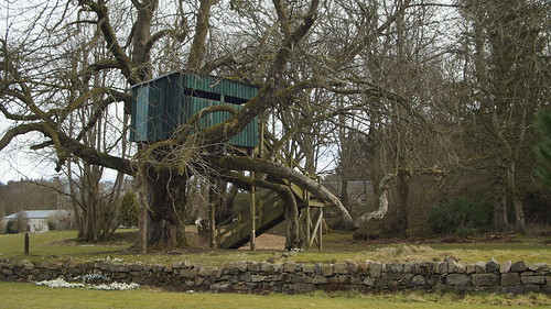 Treehouse | by AwildRover