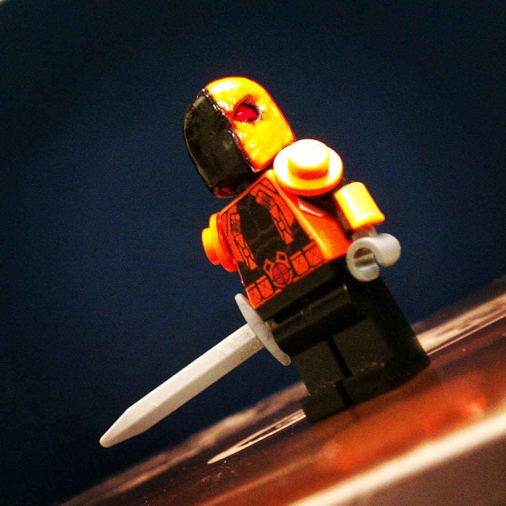 LEGO DEATHSTROKE  new5...