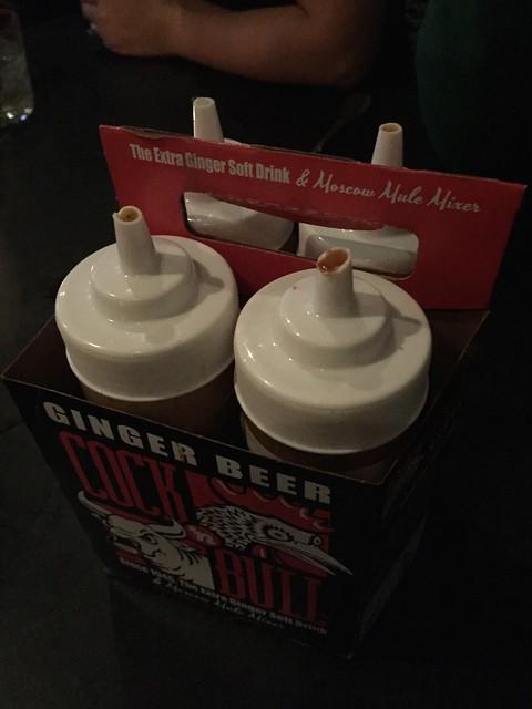 Bbq sauces - Bitters Bock & Rye