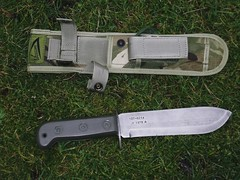 British army M.O.D 3 127 survival knife by Alan 13-7