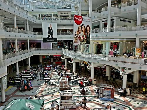 Fashion Centre At Pentagon City Stores