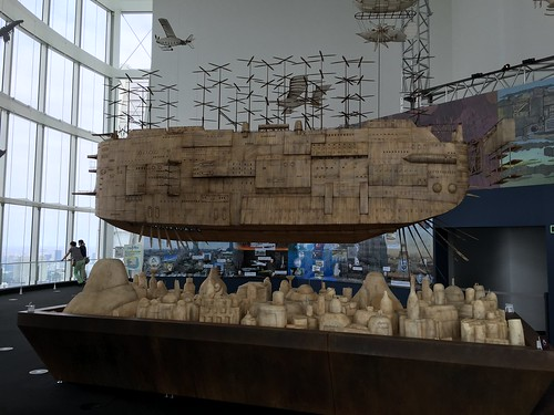 ジブリの大博覧会 空中戦艦 ゴリアテ