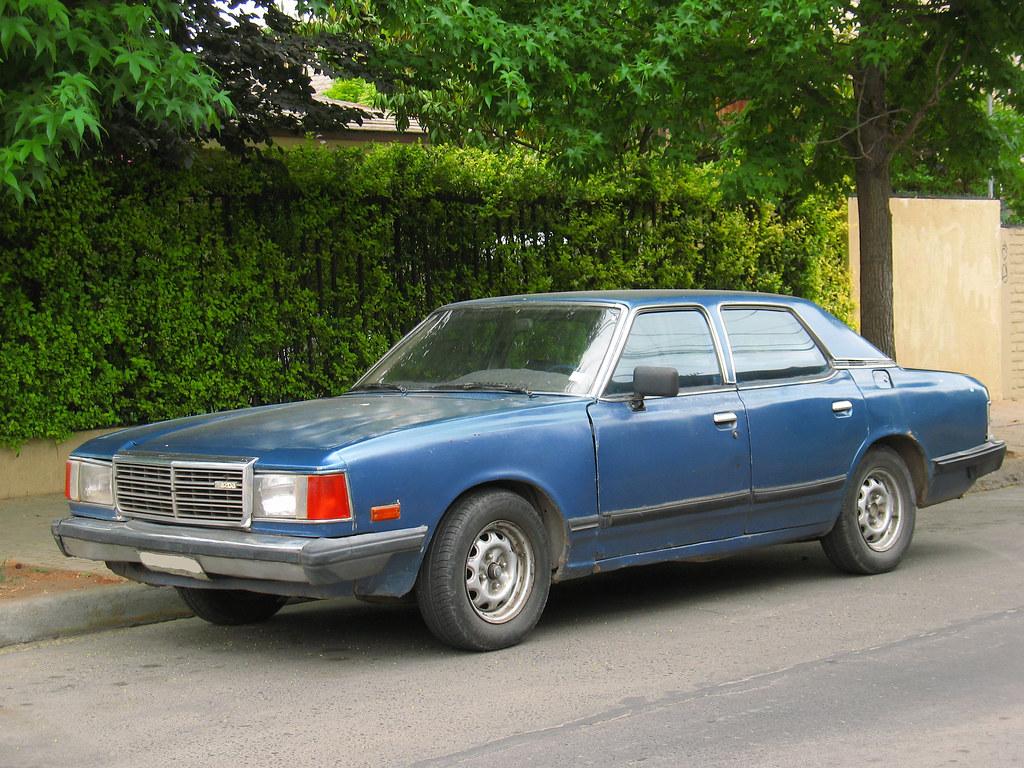 ... Mazda 929 2.0 Hardtop 1981 | by RL GNZLZ