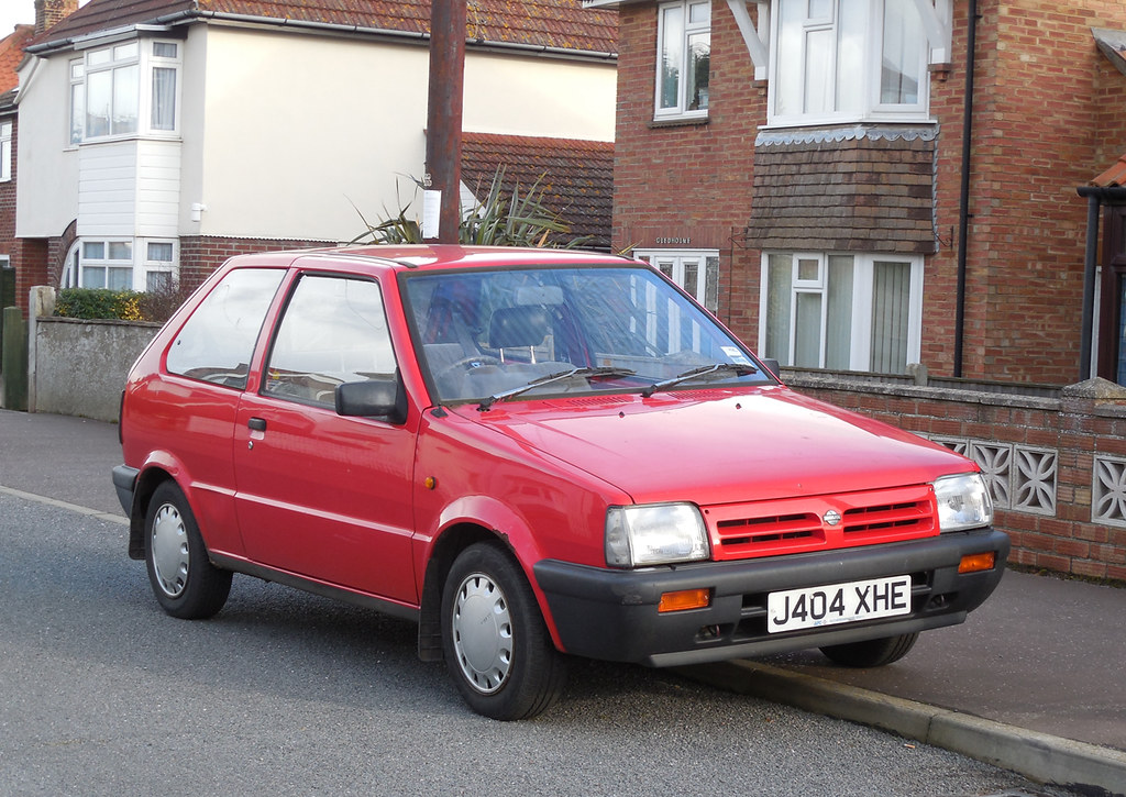 1991 Nissan Micra 1 0 Ls K10 I Ve Seen This Around