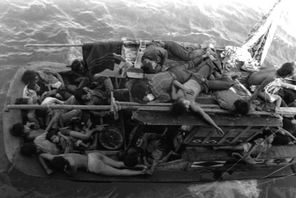 Vietnamese Refugees 1970s