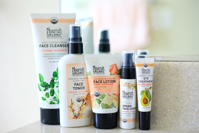 19_Morning Face Routine with Nourish Organics