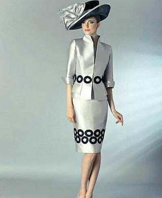 fashion #dress #mob #motherofthebride #wedding #suit #sho… | Flickr