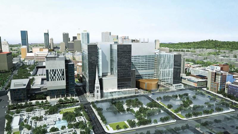 Самая большая больница в Монреале, Канада