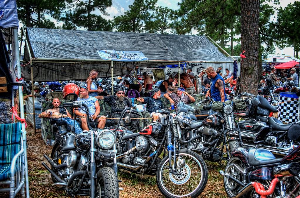 Biker Party!