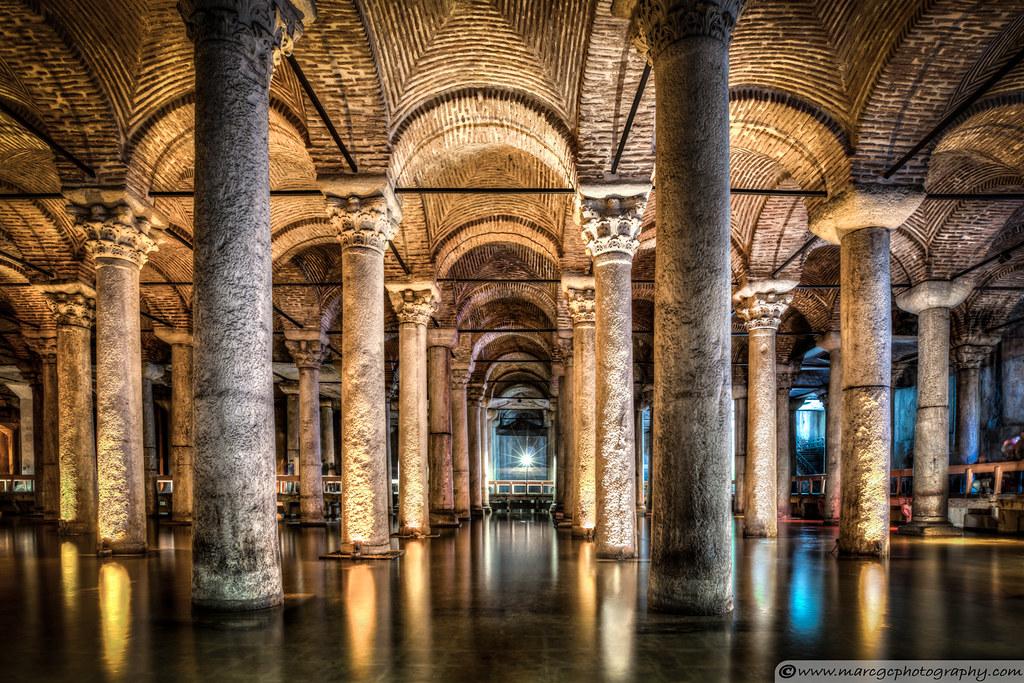 Sunken Palace or Basilica Cistern (Istanbul, Turkey) | Flickr