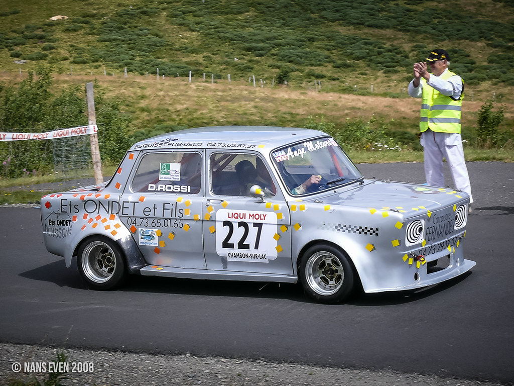 simca rallye 3 daniel rossi 48 me course de c te interna flickr. Black Bedroom Furniture Sets. Home Design Ideas