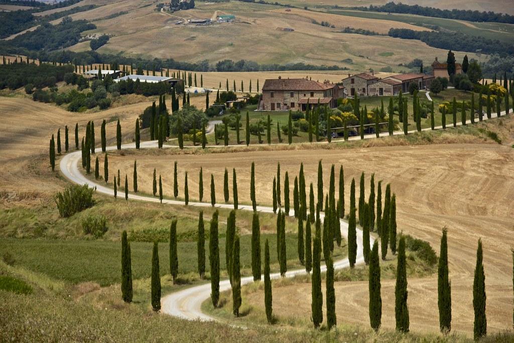 Heaven is Tuscany