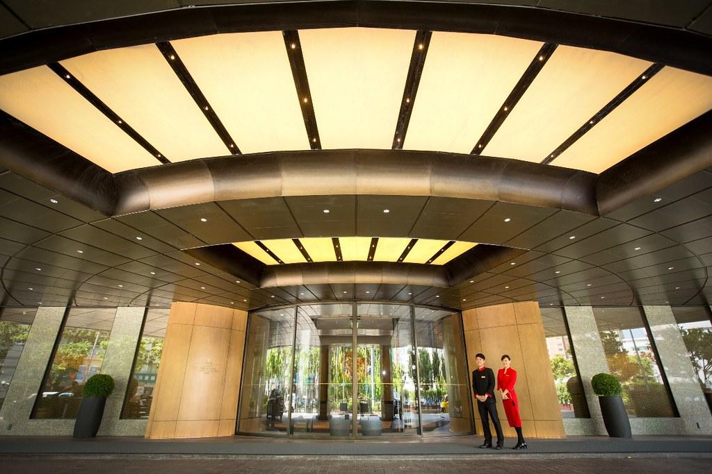 シャングリ・ラ ファー イースタン プラザ ホテル 台北