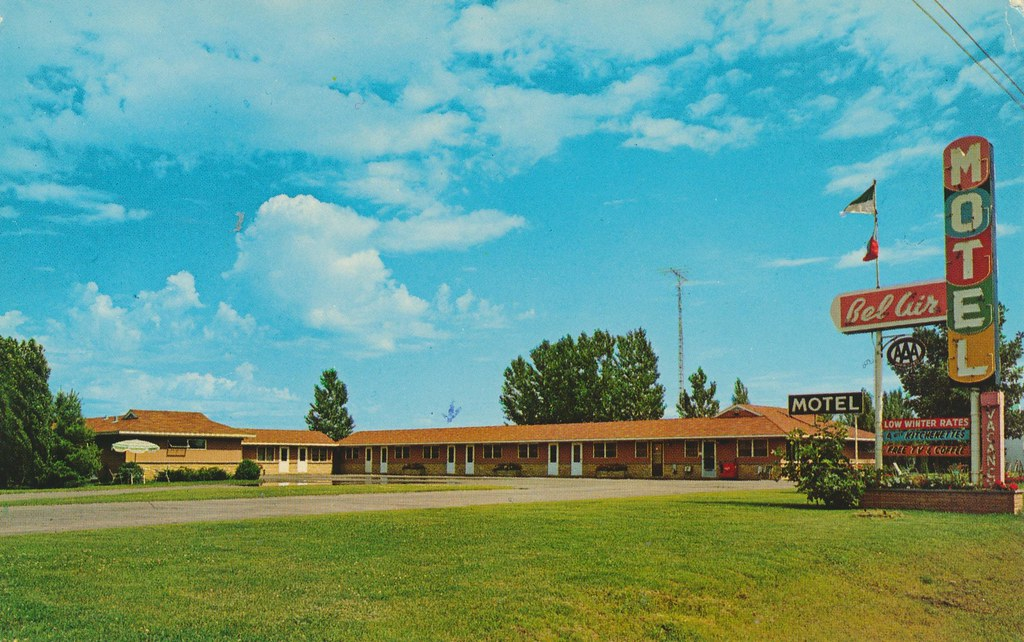 Bel-Air Motel - Little Falls, Minnesota