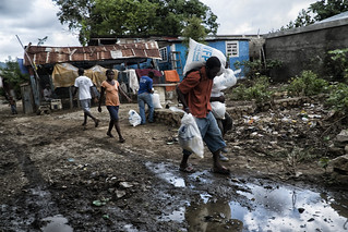Thousands Displaced Due to Flooding in Cap-Haïtien, Haiti | by United Nations Photo