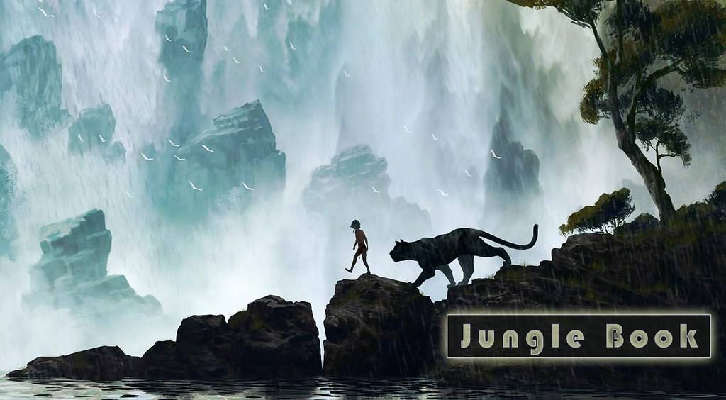 Movie Posters 2016 The Jungle Book 2016 Movie
