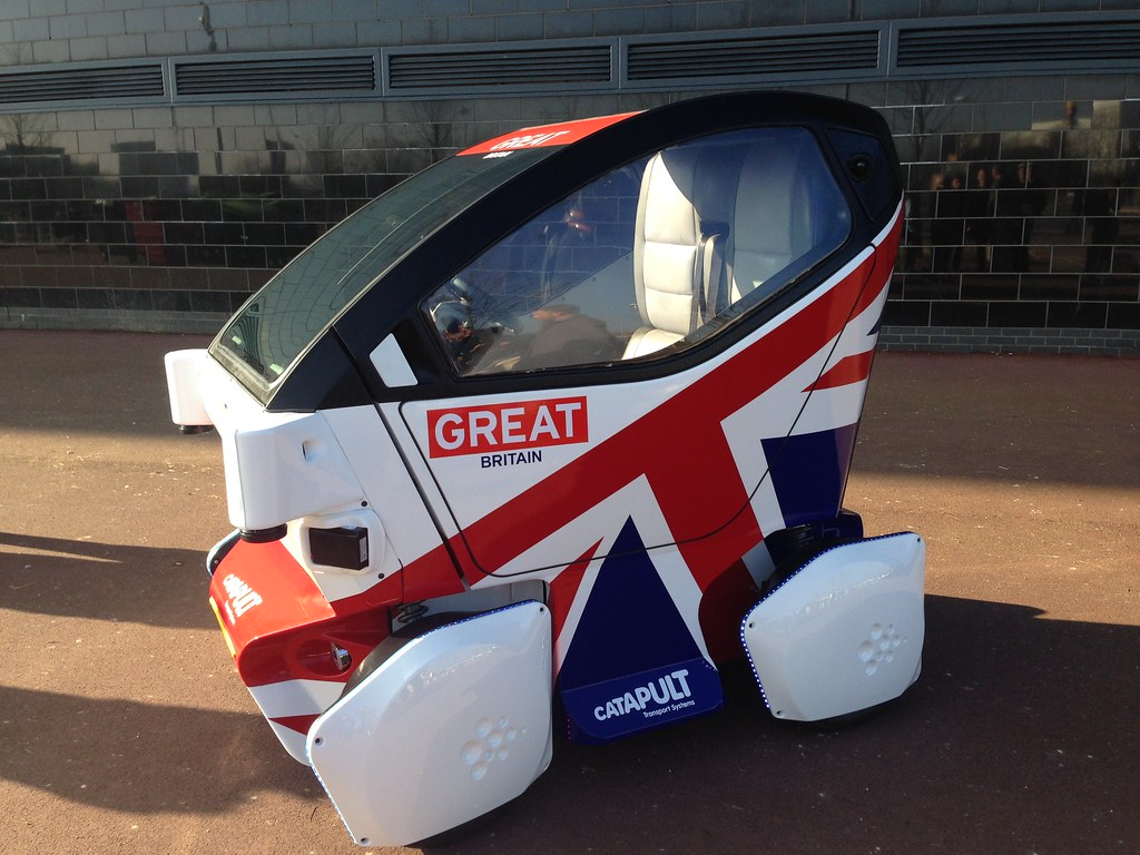 Driverless Car Technology A Major Review Has Confirmed