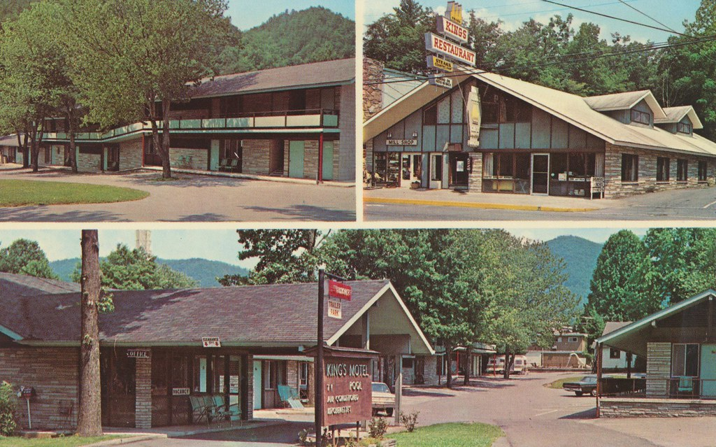 Kings Motel & Restaurant - Gatlinburg, Tennessee