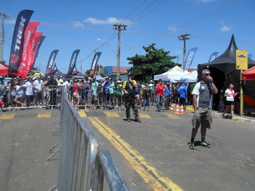 Mario Roma, organizador da Brasil Ride 24h, vai anunciar o campeão