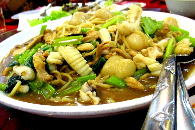 New Capitol Foochow fried noodles