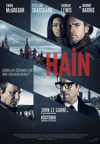 Hain - Our Kind of Traitor (2016)