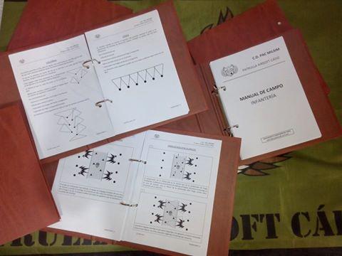 Manual de Campo: Infantería