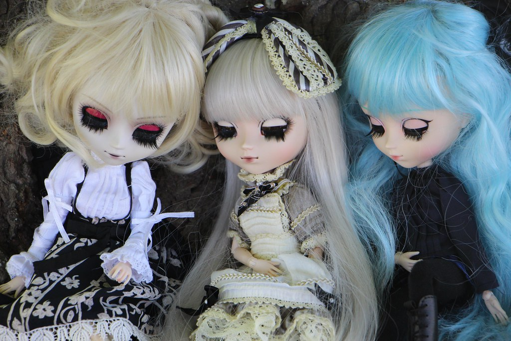 Alice, Pullip Classical Alice Sepia ♥ (News Page 3 !) - Page 3 29084878111_962a6c4508_b