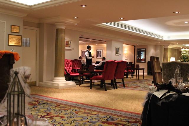Halloween afternoon tea Lancaster Hotel (4)