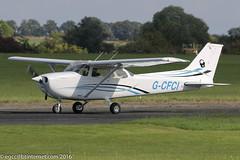 G-CFCI - 1980 Reims built Cessna F172N Skyhawk, visiting Halfpenny Green