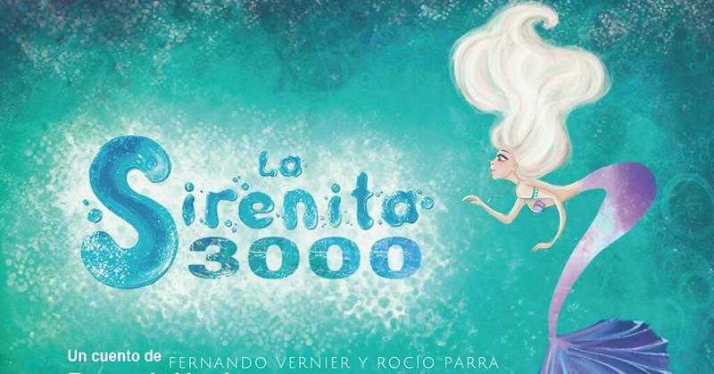 la sirenita 3000