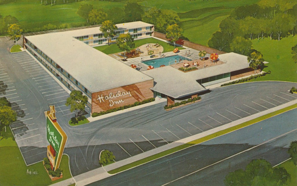 Holiday Inn South - Harrisonburg, Virginia