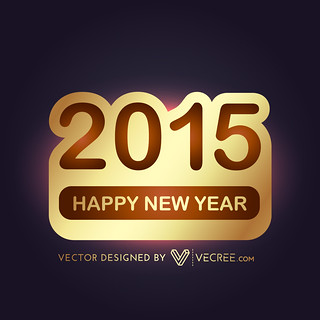 happy new year greeting | by vecree.com