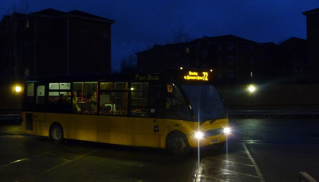 Hcc Bus Cuts 72 At Aldershot Hampshire County Council Hav Flickr