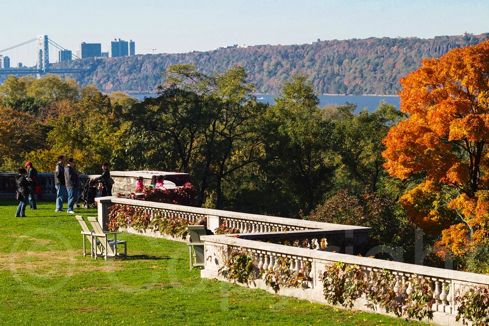 ... Pergola Overlook, Wave Hill on the Hudson River, Bronx, New York City | - Pergola Overlook, Wave Hill On The Hudson River, Bronx, Ne… Flickr