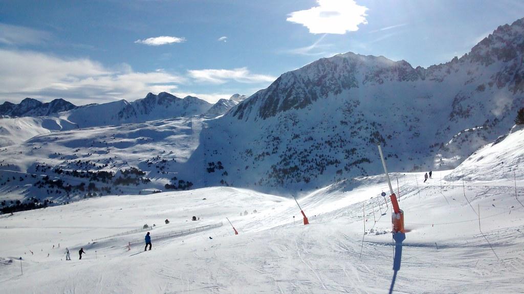 Esqui-en-Grandvalira