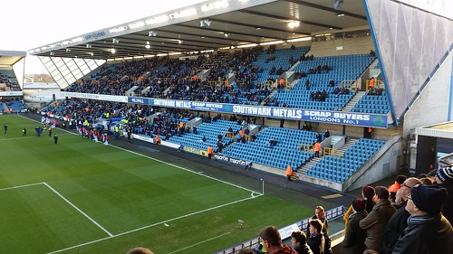 Millwall v Ipswich Town, The New Den, Championship, Saturday 17th January 2015 | by CDay86