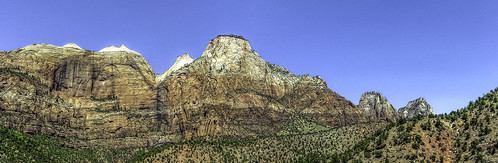 Zion National Park 017 Rock of ages 2pan | by Peter2010