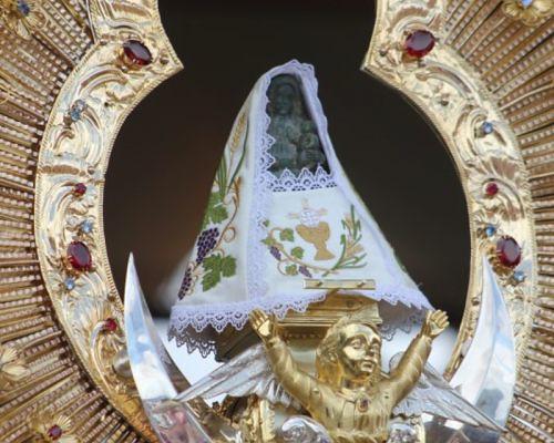 Nuestra Señora de los Ángeles, patrona de Costa Rica