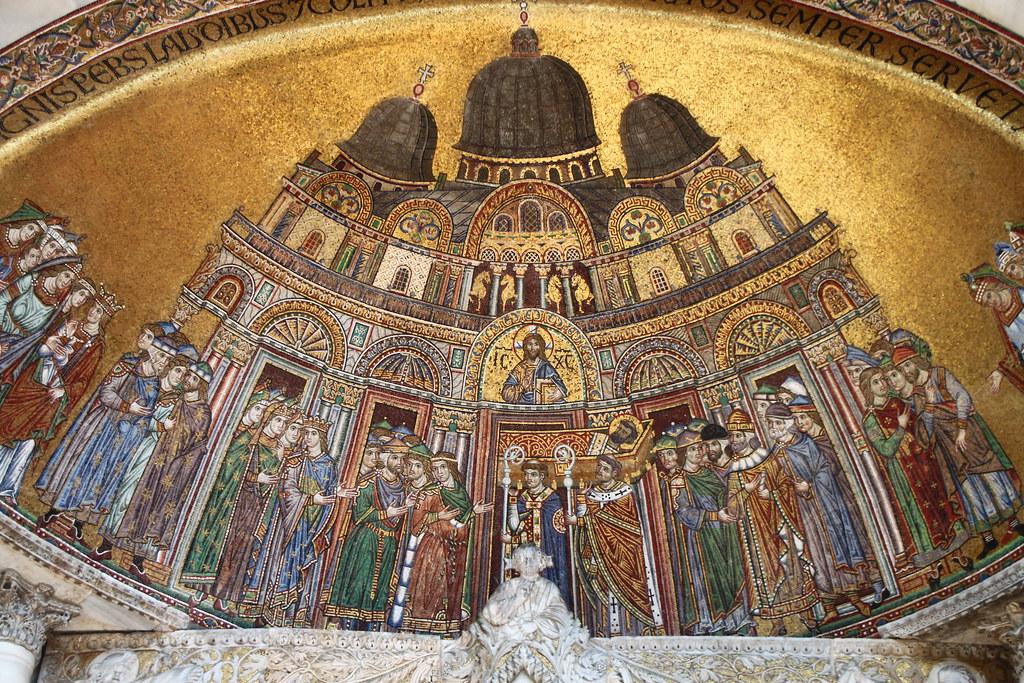 Basilique saint marc venise basilique saint marc commu flickr - Cristaux de soude saint marc ...