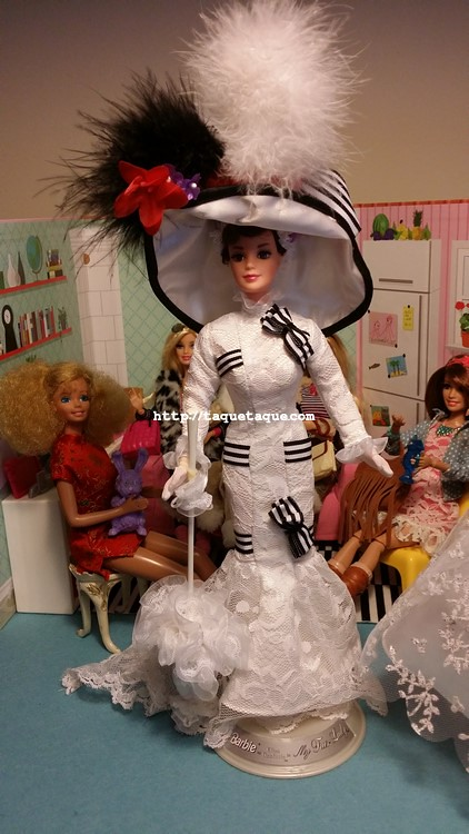 Barbie My Fair Lady in Ascott
