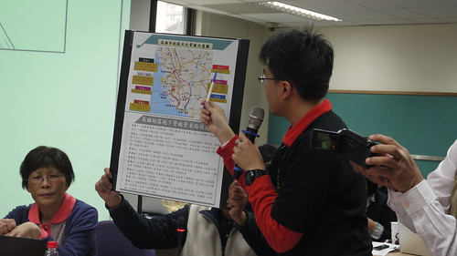 地球公民研究員李翰林指出,該區管線密佈