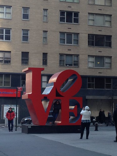 LOVE, NYC. Nueva York
