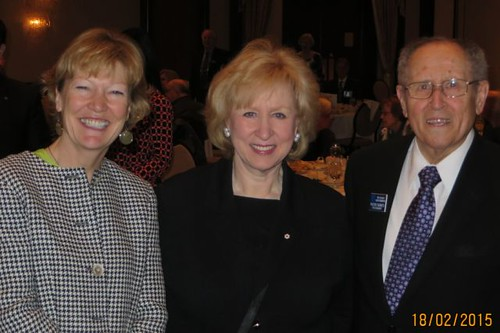 Edmonton Canadian Club | by Right Honourable Kim Campbell