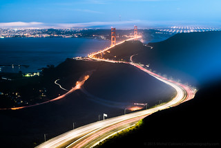 Highway 101 Glow | by Mike Cialowicz