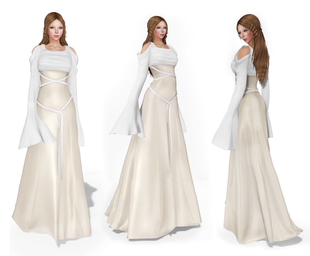 ONLY 50L!!! - Limited Edition MI Rigged Mesh Medieval Wedd… | Flickr