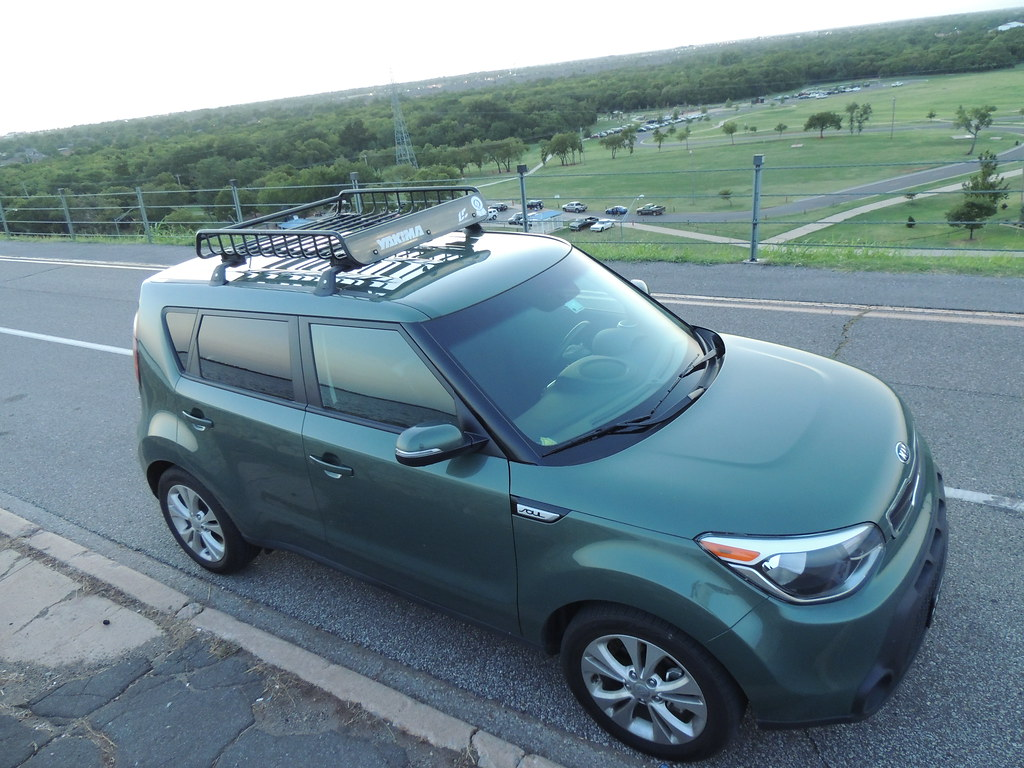 Kia Soul Roof Rack Flickr