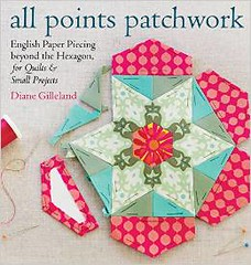 All Points Patchwork - my forthcoming book!