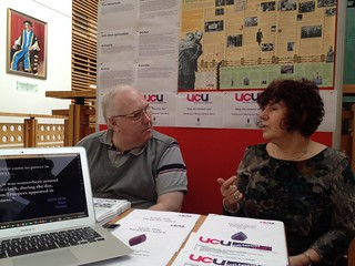 UCU@GCU Holocaust commemoration day 2015 | by caledonianUnion