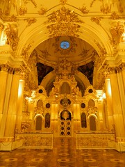 Chirch of The Winter Palace (Hermitage)